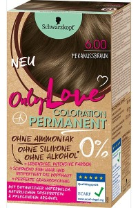 Only Color, Only Beauty: Only Love – die neue Coloration von Schwarzkopf Pekannussbraun
