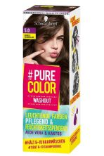 #Pure Color Washout – für einen leuchtenden Farbtwist zum Auswaschen Dunkle Schokolade
