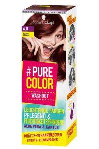 #Pure Color Washout – für einen leuchtenden Farbtwist zum Auswaschen kirsch brownie