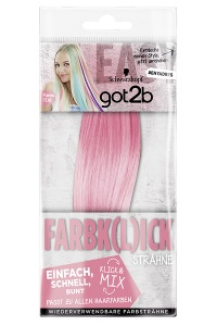 Gib Dir den Farbkick – mit got2b Farbk(l)ick Maniac Pink