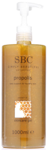 SBC steht für Simply Beautiful Collection SBC Propolis Skincare Gel für strapazierte Haut 1.000ml