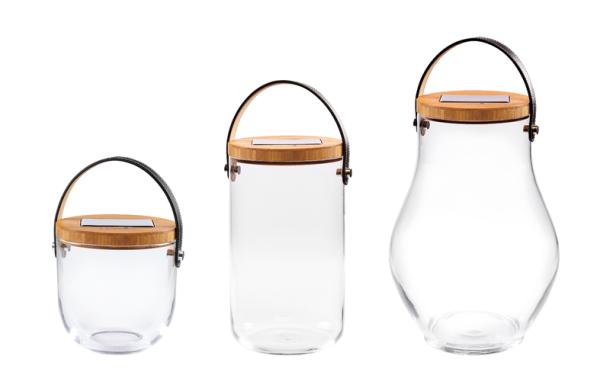 Lichtdekoration für alle Jahreszeiten mit LUMIX Deco Glass Collection