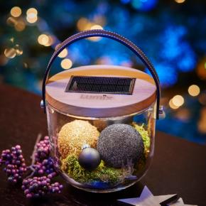 Lichtdekoration für alle Jahreszeiten mit LUMIX Deco GlassCollection