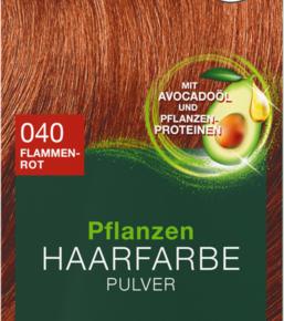 LOGONA Pflanzen-Haarfarben als Creme oder Pulver zumAnrühren