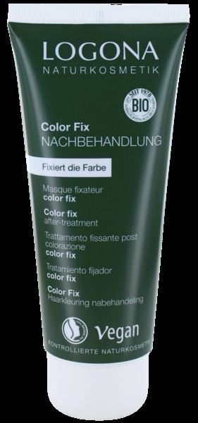 LOGONA Pflanzen-Haarfarben als Creme oder Pulver zum Anrühren Color Fix Nachbehandlung